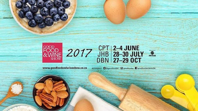 Good Food & Wine Show Cape Town 2017