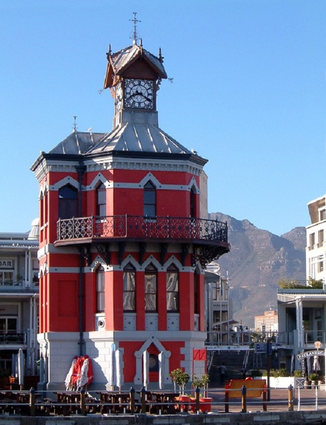 Waterfront Clock Tower