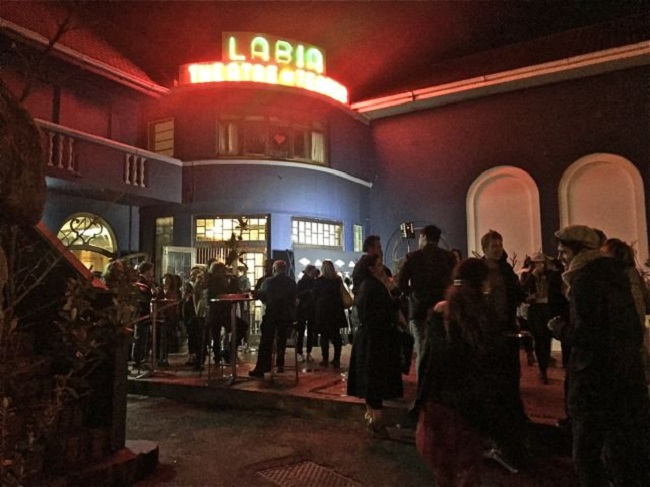 The Labia Theatre in Cape Town
