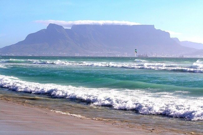 Why Visit Bloubergstrand Cape Town