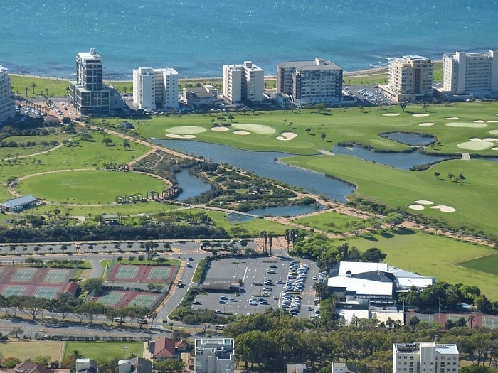 10 Romantic Experiences in Green Point - Green Point Urban Park