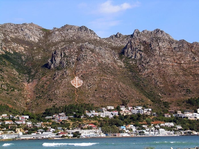 Beautiful Cape Town Beaches - Bikini Beach