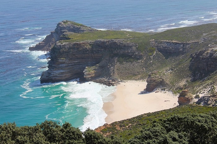 Beautiful Cape Town Beaches - Diaz Beach