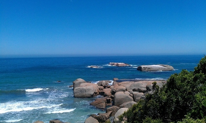 Beautiful Cape Town Beaches - Llandudno Beach