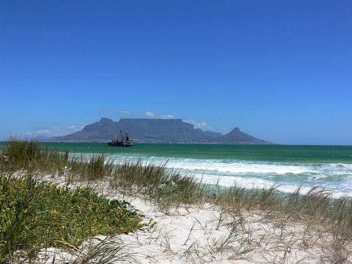 Beautiful Cape Town Beaches - Sunset Beach