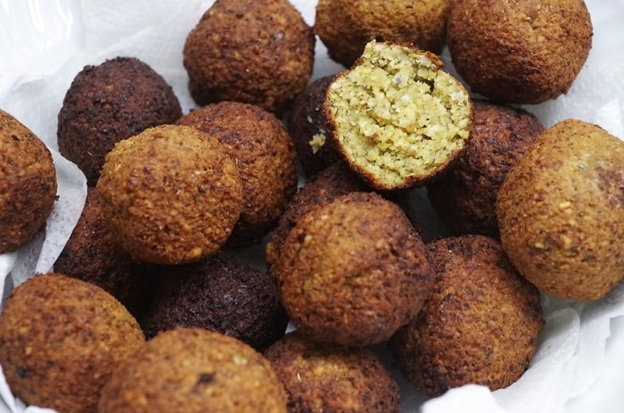 Cape Town Street Food - 8 Exotic Dishes You'll Find On The Streets - Falafel