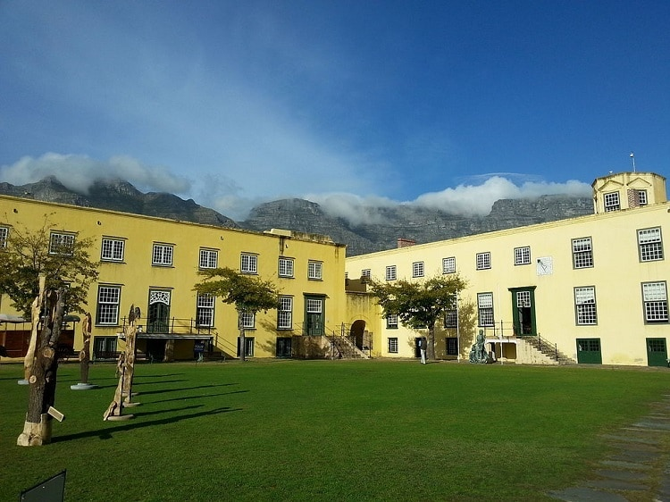 Castle Of Good Hope - attractions that define Cape Town