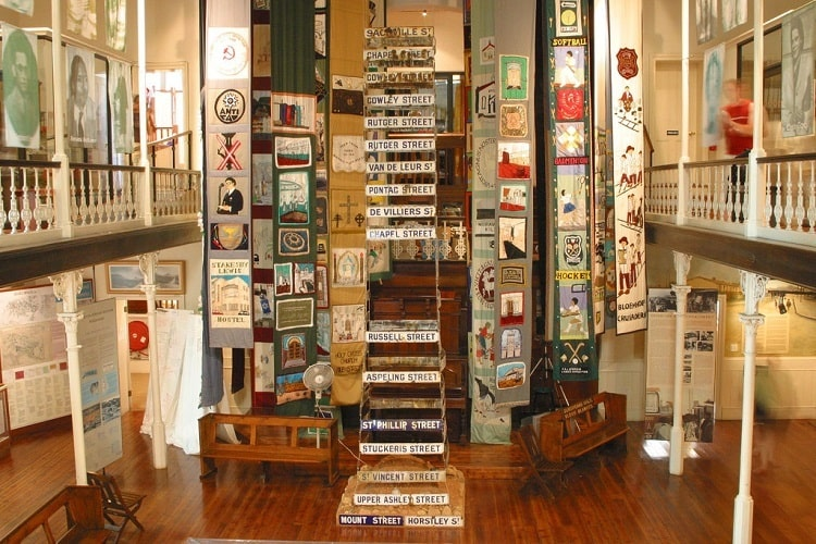 District Six Museum - attractions that define Cape Town