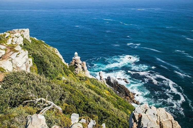 Cape Point - attractions that define Cape Town