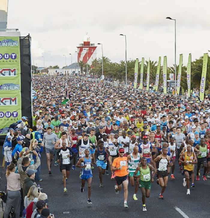 10 Best Things to do in Cape Town This Weekend - Gun Run Half Marathon