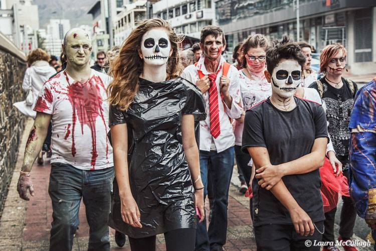 8 Best Things to do in Cape Town This Weekend — 27-29 October 2017 - Zombie Walk 2017