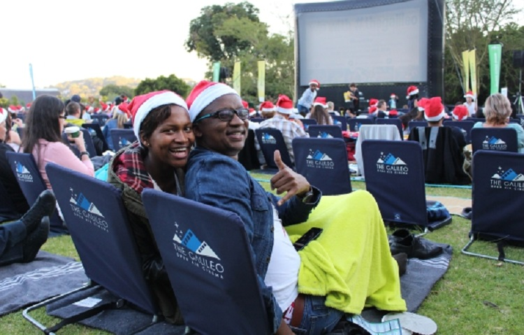 10 Great Ideas for Your Cape Town Christmas Party - Christmas Day at The Galileo Kirstenbosch
