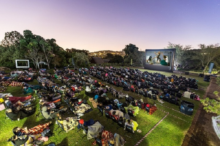 8 Amazing Ideas for Year End Functions Cape Town - The Galileo Open Air Cinema