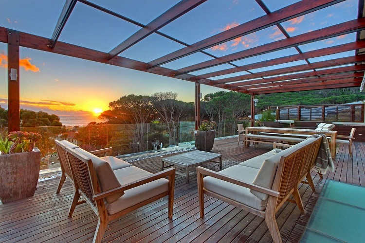 The Best Romantic Accommodation in Cape Town - Glen Sunsets