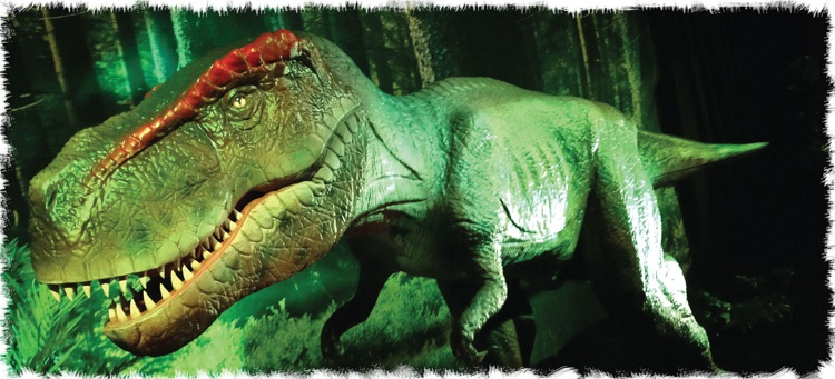 12 Fun Treats and Activities for Kids in Cape Town This Summer - Dinosaurs