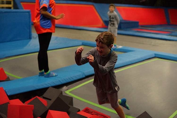 12 Fun Treats and Activities for Kids in Cape Town This Summer - Trampolines