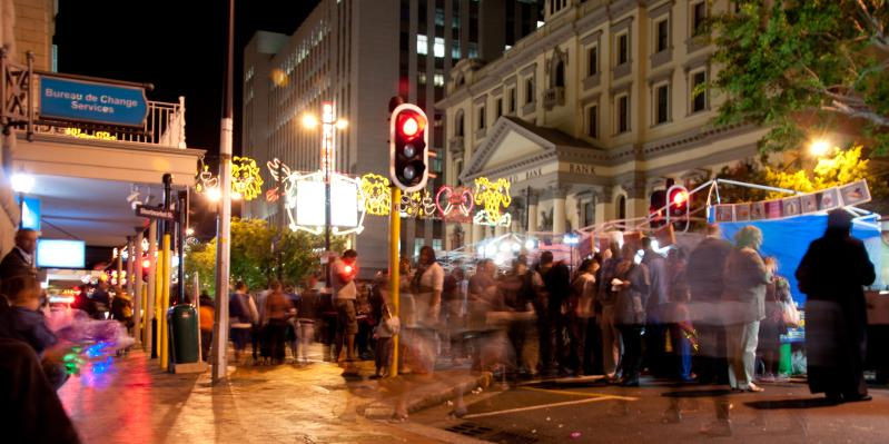 celebrate Christmas in Cape Town