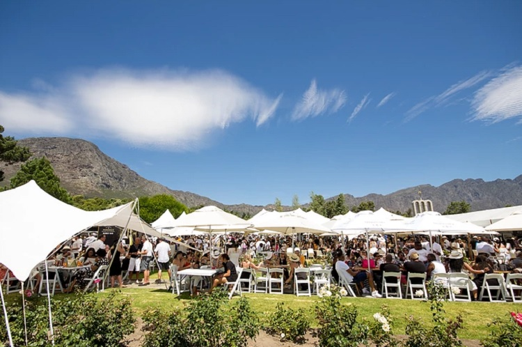 8 Best Things to do in Cape Town This Weekend — 1-3 December 2017 - Franschhoek Cap Classique & Champagne Festival
