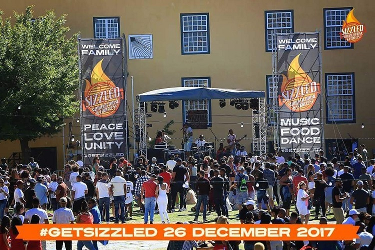 8 Must-See Events Happening in Cape Town This December - Sizzled – Summer Music & Food Fest