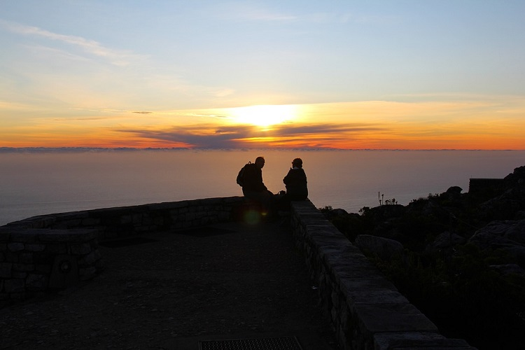 10 Most Romantic Places in Cape Town - Table Mountain