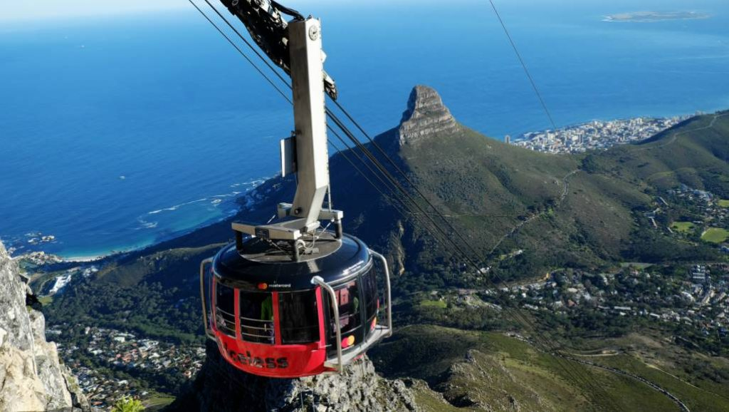 experiences exclusive to Cape Town