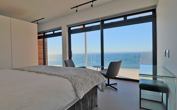 Plan the Ultimate Cape Town Escape in Gordon's Bay- Bedroom