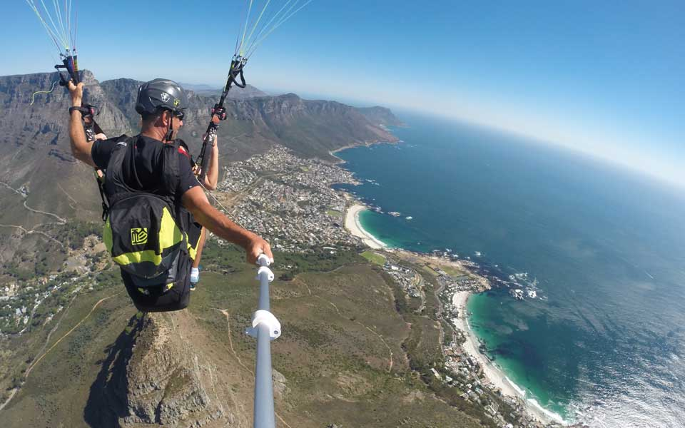 Cape Town for adventure