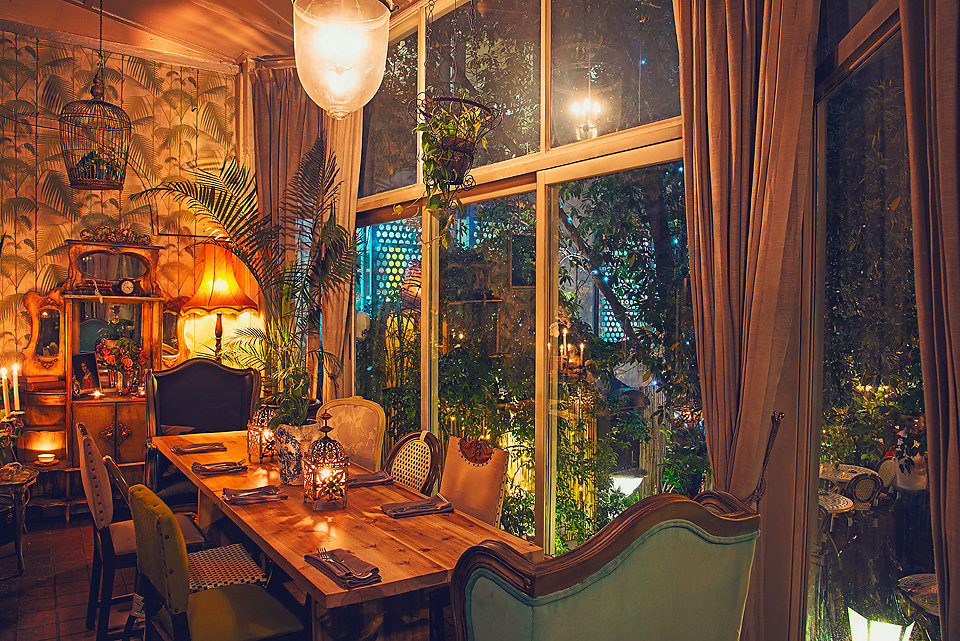 romantic restaurants in Cape Town