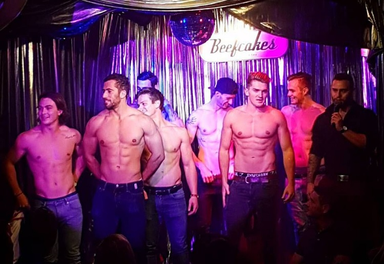10 Fun Hens Night Party Ideas in Cape Town - Strippers
