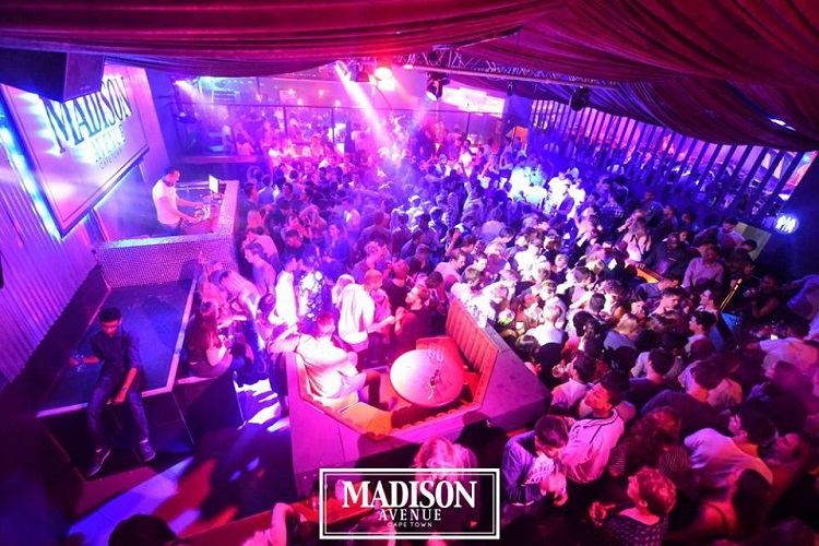 10 of the Best Places to Party in Cape Town - Madison Avenue