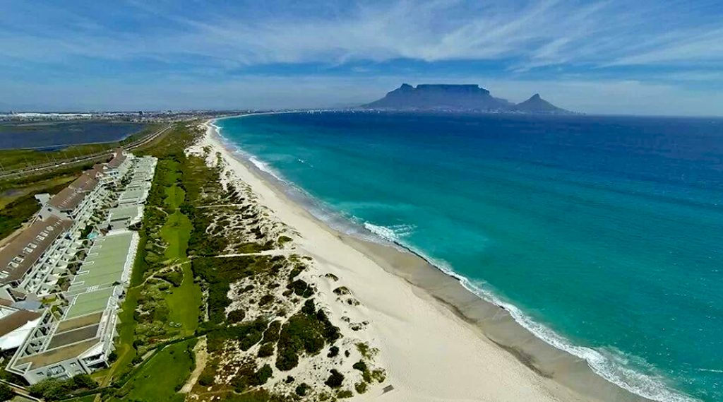 beachfront accommodations in Cape Town