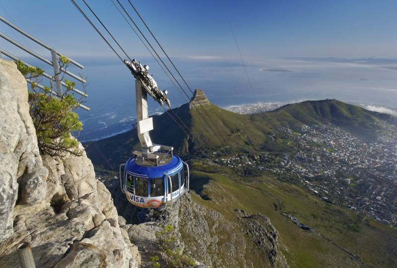 go for a date in Cape Town