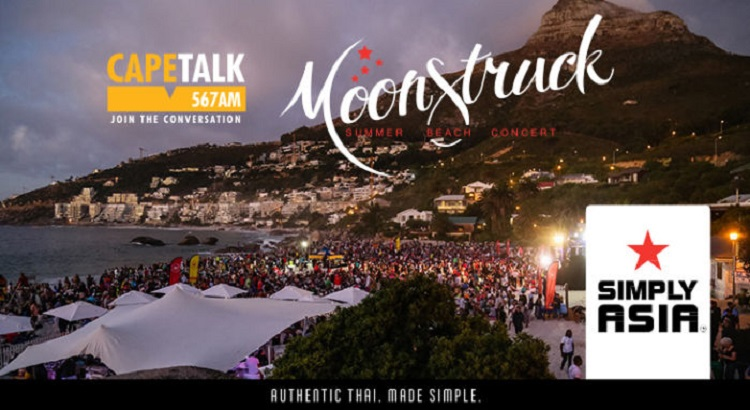 Best Things to do in Cape Town This Weekend — 16 -18 February 2018 - Moonstruck Beach Festival 2018