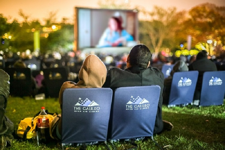 Best Things to do in Cape Town This Weekend — 9 - 11 February 2018 - The Galileo Open Air Cinema