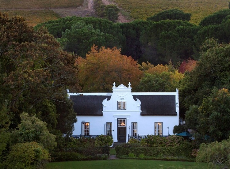 15 Best Locations for a Fairytale Wedding in Cape Town - Zevenwacht
