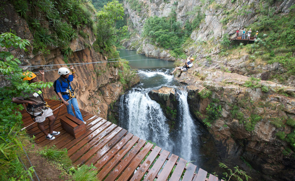 outdoor adventures in South Africa