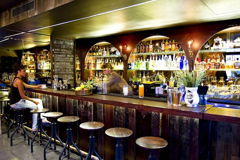 cocktail bars in Cape Town