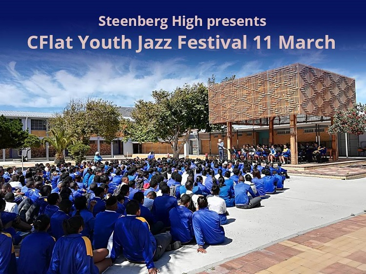 Best Things to do in Cape Town This Weekend — 9 - 11 March 2018 - CFlat Youth Jazz Festival
