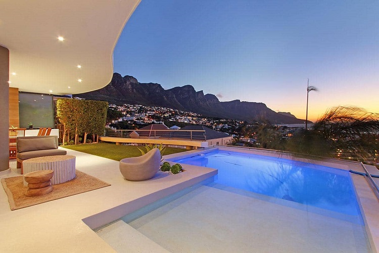 10 Luxury Villas in Cape Town With the Most Breathtaking Views - Modern Vistas