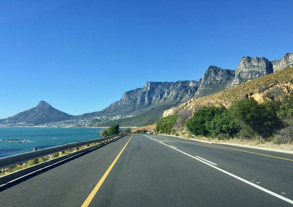 viewpoints in Cape Town