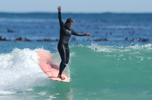 surf spots in Cape Town.