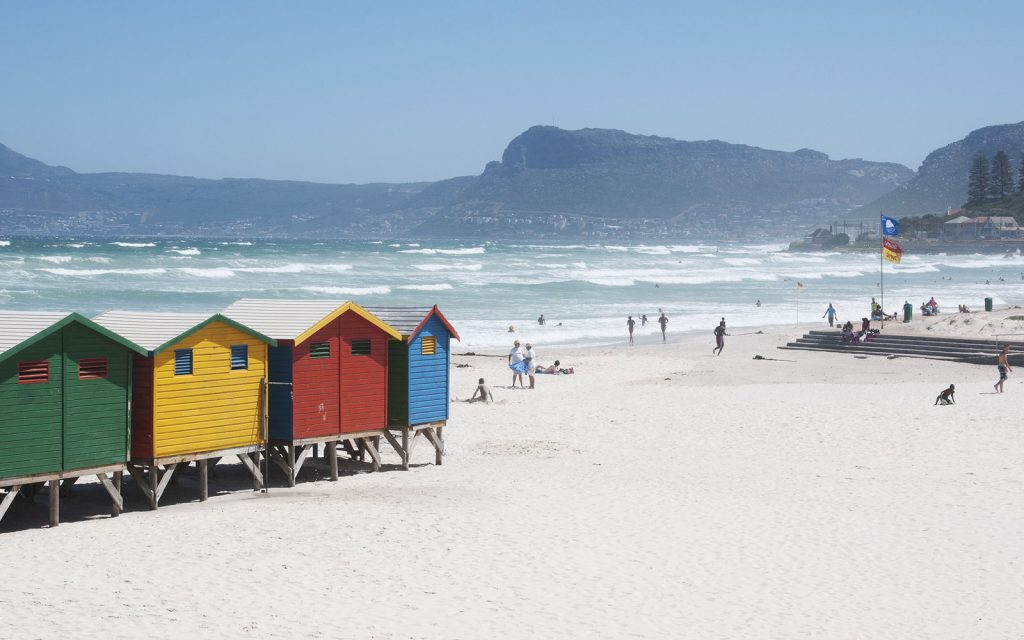 surf spots in Cape Town
