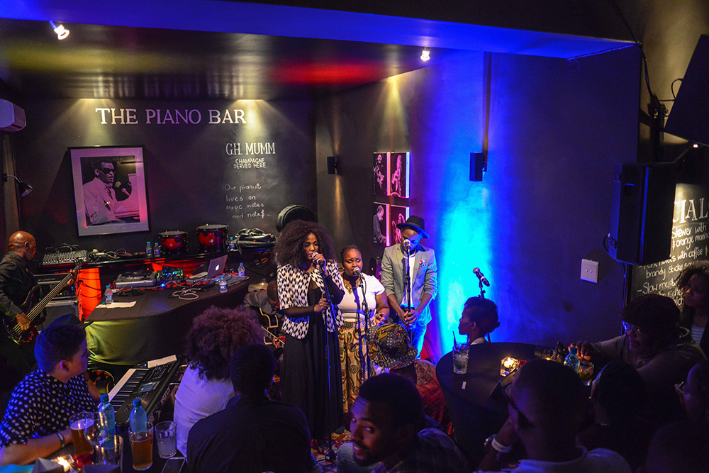 live music venues in Cape Town