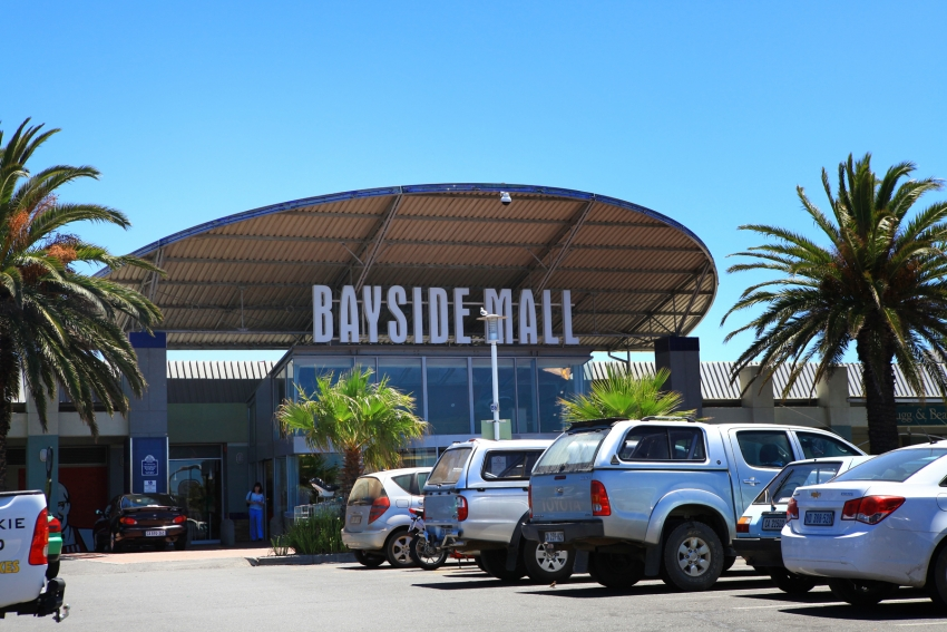 shopping malls in Cape Town