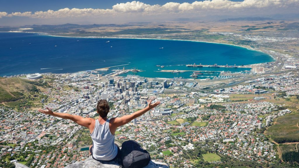 backpacking experiences in Cape Town