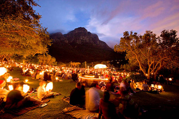 Cape Town this Christmas