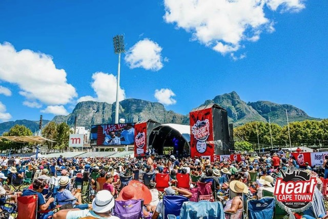 summer season in Cape Town