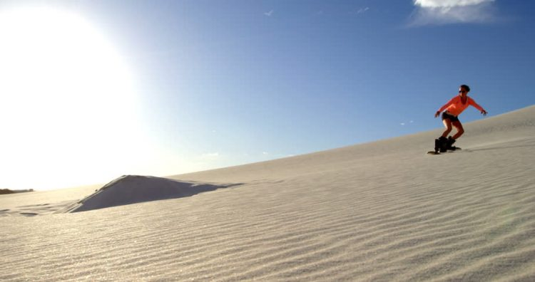 The Atlantis Dunes: Reasons Why You Should Go Sandboarding in Cape Town