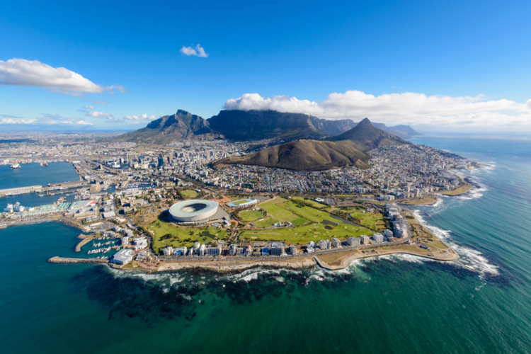 The Most Instagram-worthy places in Cape Town