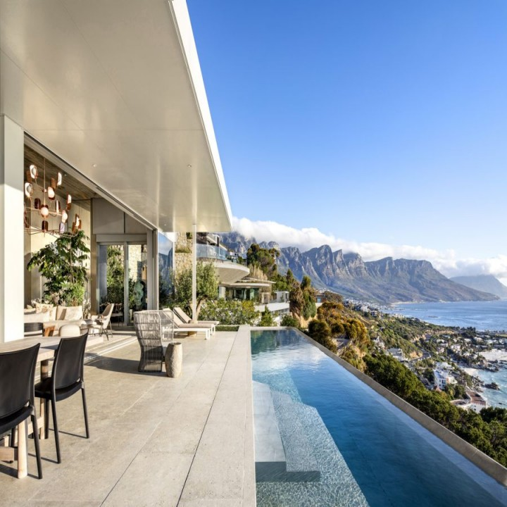 luxury accommodation in Cape Town
